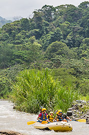 Costa Rica Multisport Famiy Breakaway Tours
